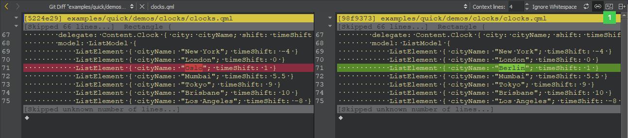 Using Git   Qt Design Studio Manual
